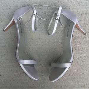Stuart Weitzman The Nudist Stiletto Heel Bridal